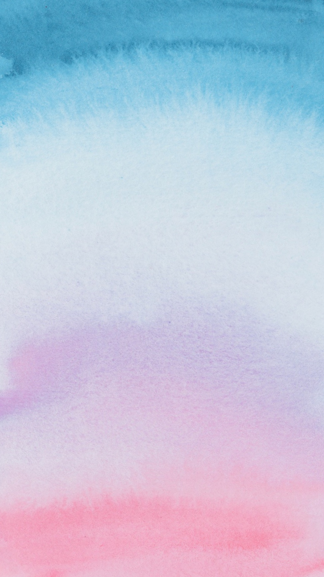 Watercolor Clouds - Phone Wallpapers