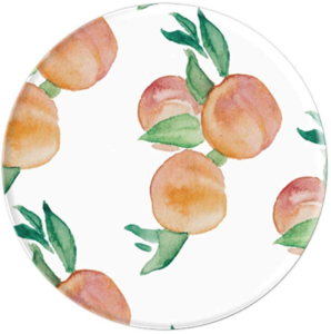 Watercolor Peach PopSocket Grip