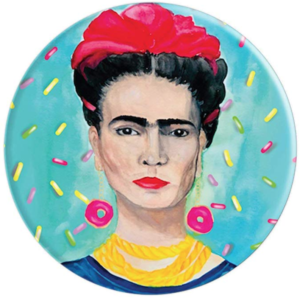 Watercolor Frida PopSocket Grip