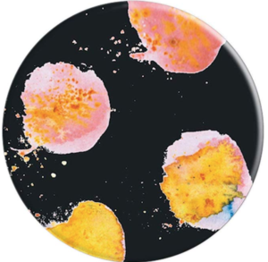 Abstract watercolor PopSocket Grip